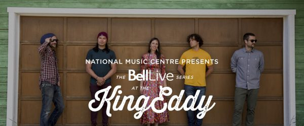 NMC Presents: Bell Live at the King Eddy—Shred Kelly