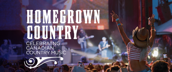 Homegrown Country: Celebrating Canadian Country Music exhibition launch