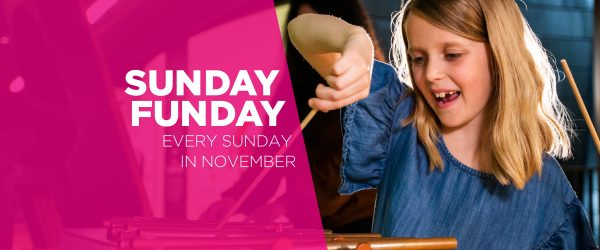 Sunday Funday at Studio Bell