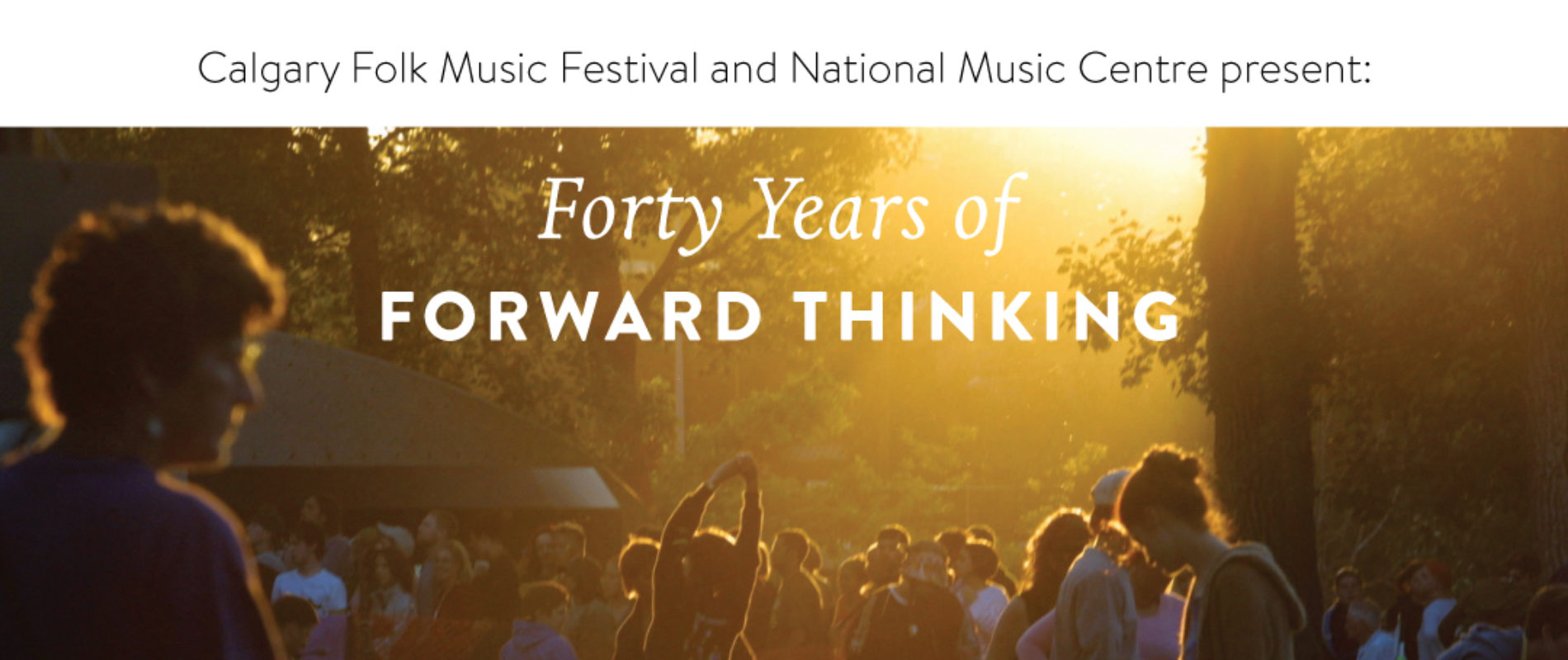 40 Years of Forward Thinking